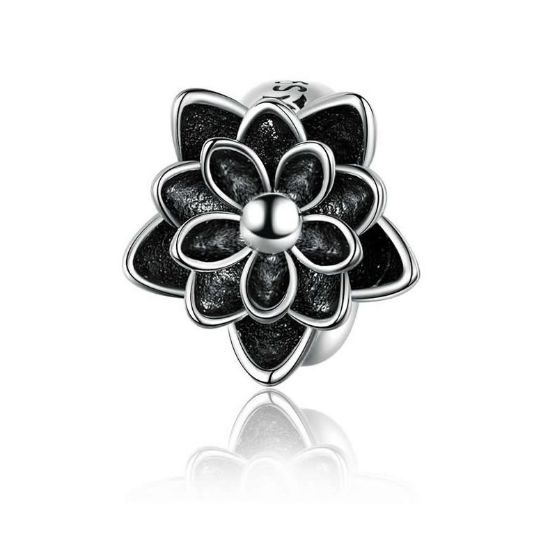 Talisman din Argint  Lotus