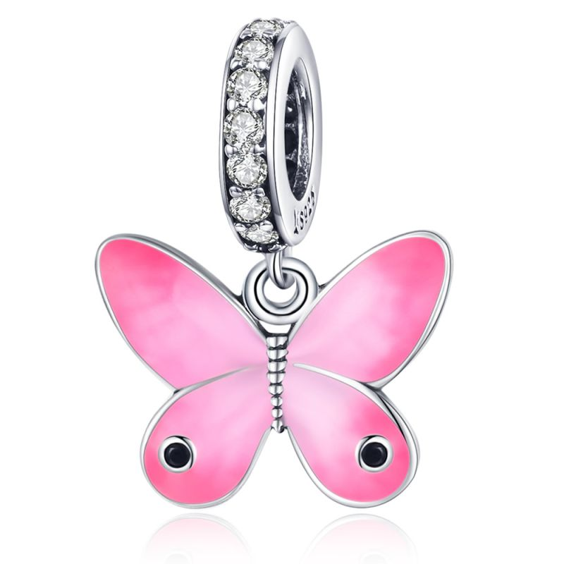 Small Pink Butterfly