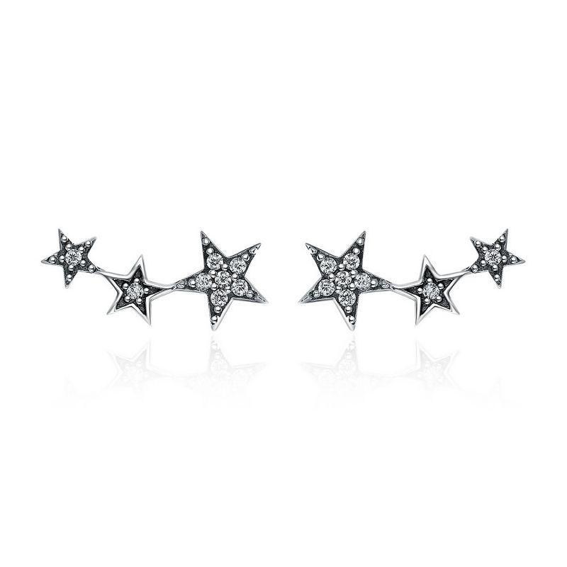 Cercei din Argint Secrets Of Stars