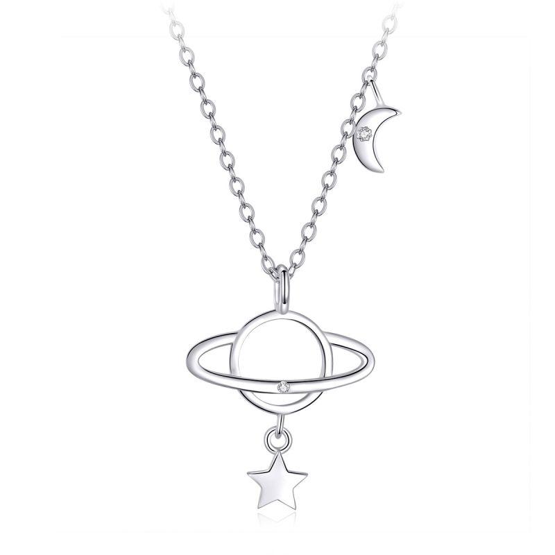 Pandantiv cu Lantisor din Argint Necklace