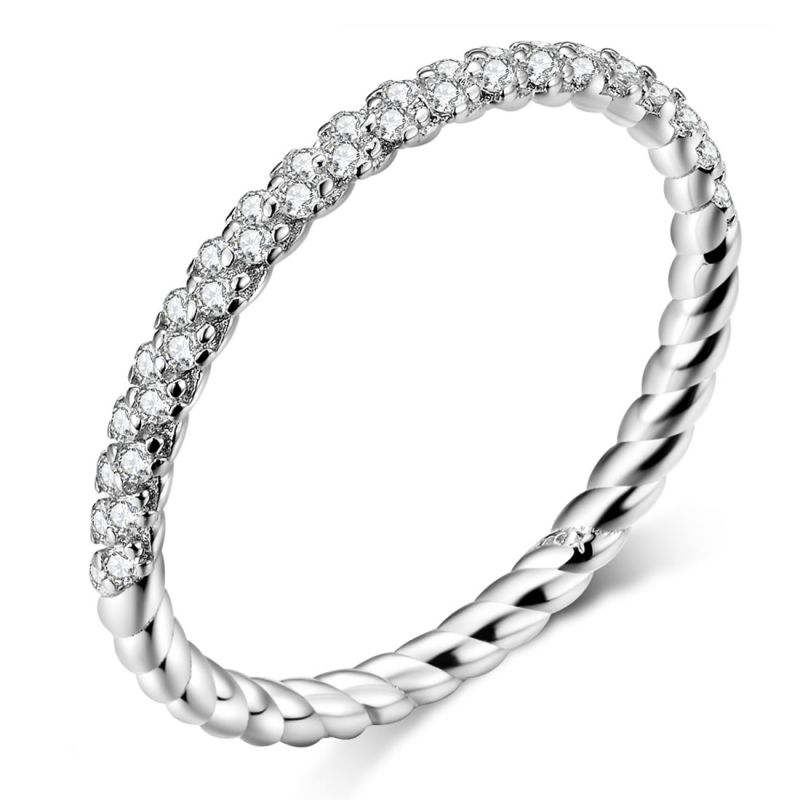 Inel din Argint Love Me